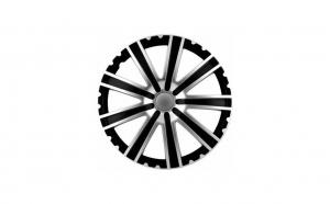 Set capace roti 14`toro silver and black