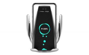 Suport telefon cu incarcator wireless S5