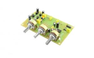 Preamplificator stereo, cu corector de ton - 130228