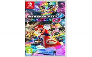 Joc Mario Kart 8 Deluxe pentru Nintendo