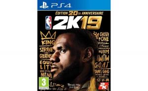 Joc NBA 2K19 20th Anniversary Edition