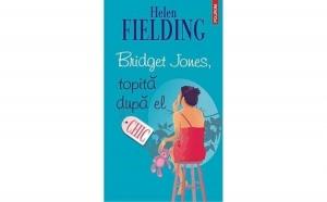Bridget Jones, topita dupa el, autor Helen Fielding