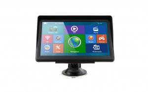 GPS Navigatie Full Europe + actualizari gratuite pe viata, ecran LCD 7``