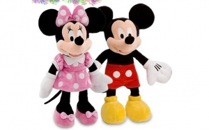 Plus Mickey Mouse