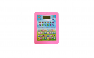 Tableta interactiva Learning Pad, limba engleza, ecran LCD, 10 functii