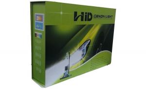Kit Premium Xenon HID CANBUS  H27, 55W 4300K, Alb/Rece