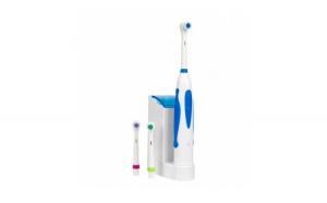 Periuta electrica de dinti cu acumulator si 3 capete