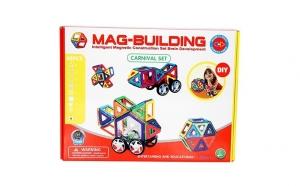 Set de Constructii Magnetice - 48 piese