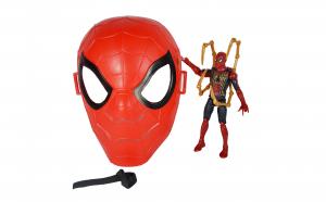 Figurina Spiderman Avengers + Masca