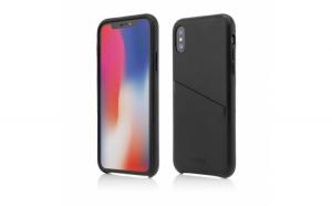 Husa Vetter iPhone 8 Plus, 7 Plus Clip-On Silk Dot Design Negru