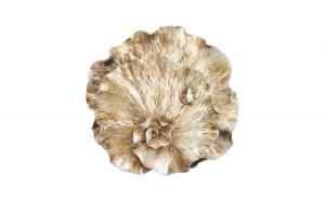 Decoratie frunza de lotus cu broscute,