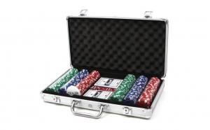 Set De Poker Texas Hold`em Cu 300 de piese