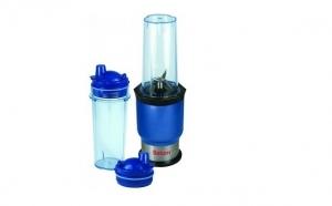 Blender stationar Saturn ST-FP9088, 800W, lame otel inoxidabil, vas de plastic