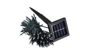 Instalatie cu incarcare solara 100 led