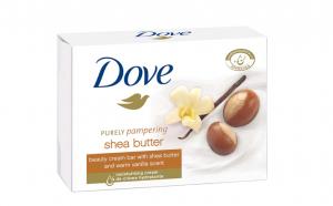 5 x Sapun crema Dove Shea Butter, 100 g