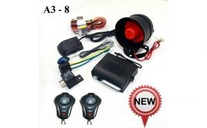 Sistem  alarma auto, la numai 110 RON de la 280 RON