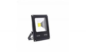 Proiector LED SMD, 20W, IP65, RGB cu telecomanda