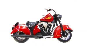 Decoratie in forma de motocicleta,