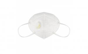Masca profesionala sigilata individual KN95 FFP2 cu 5 straturi, protectie ridicata, Alb