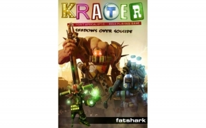Krater shadows over
