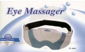 Aparat de masaj pentru ochi, cu efecte revitalizante pentru ochi
