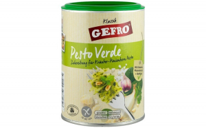 PESTO VERDE, 150G Gefro