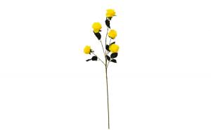 Fir trandafir artificial decorativ,