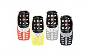Telefon mobil Nokia 3310 (2017), Dual SIM, la doar 239 RON in loc de 299 RON