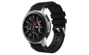 Curea Silicon Premium MTP Black 22mm