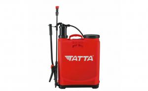 Pompa pentru stropit Tatta TP-20D1M, actionare manuala, 2.4 bari, rezervor tip rucsac, 20 l
