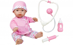Papusa bebelus doctor