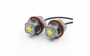 Led marker 80W BMW seria 5 E39 2000-up with OEM angel eyes