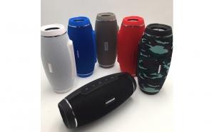 Boxa Wireless 2 in 1 Hopestar H27, baterie externa, rezistenta la apa