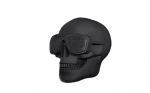 Boxa Bluetooth Handsfree Skull, cu conexiune Bluetooth si jack, slot card microSD
