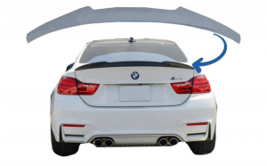 Eleron Portbagaj compatibil cu BMW Seria 4 F32 (2013-up) M4 CSL Design