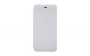 Husa Apple iPhone 6 Plus/6S Plus Nillkin Sparkle Flip Alb