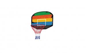 Panou de baschet pentru perete, metal, TeamDeals 10 Ani, Sport