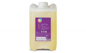 Detergent ecologic lichid pentru rufe albe si colorate cu lavanda, 10L