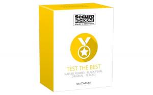 Prezervative Secura Test the Best, 100