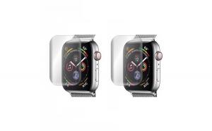 Folie Apple Watch 4 40mm 1+1 Gratis -