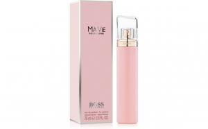 Apa de Parfum Hugo Boss, Boss Ma Vie Pour Femme, Femei, 75 ml