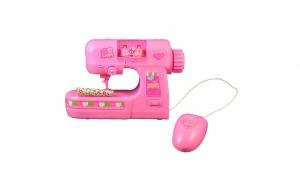 Masina de cusut roz cu sunete, Black Friday, Universul copiilor