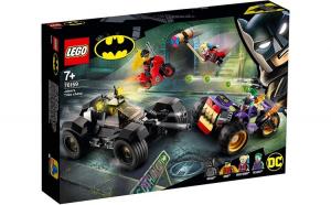 LEGO SUPER HEROES  URMARIREA LUI JOKER