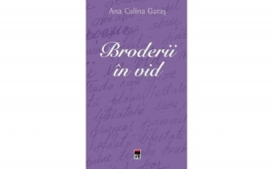 Broderii in vid, autor Ana Calina Garas