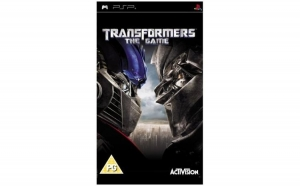 Transformers The Game PSP
