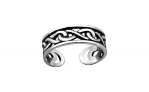 Inel de picior din argint,  Lant, Silver Reglabil, A4S29398