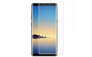 Folie Plastic Samsung Galaxy Note 8 Flippy Transparent