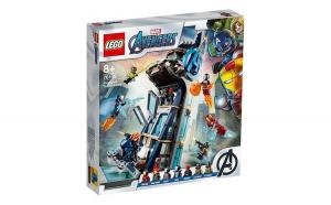 LEGO SUPER HEROES  LUPTA DIN TURN A