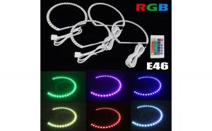 Kit Angel Eyes LED SMD BMW E36 RGB cu 16