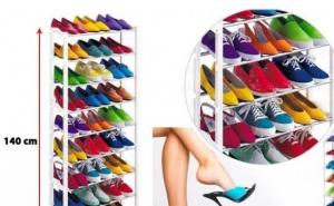 Etajera pentru pantofi